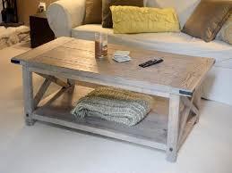 Incredible Weathered Coffee Table Coffee Table Weathered Grey Coffee Table  Popular Distressed Wood
