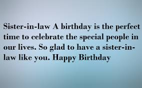 60 Best Happy Birthday Wishes For Sister In Law 2019 Hindi