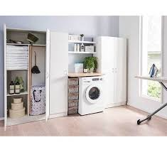 laundry furniture. Oto 2 Door Broom Cupboard Laundry Furniture A