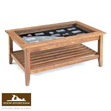 glass top display coffee table glass top display coffee table display top coffee table glass top