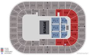 Bon Secours Wellness Arena Hockey Seating Chart Tickets The Price Is Right Live Greenville Sc At