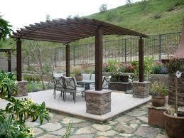 Backyard Design San Diego Magnificent Pergola Design Ideas Pergola San Diego Arched Pergola And Patio