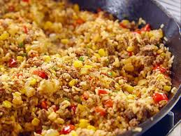 food network recipes pioneer woman. Interesting Woman Great One Pan Meal Pioneer Woman Reeu0027s TexMex Fried Rice Video 16  Minute Meal Food Network  FoodNetworkcom For Recipes Woman F