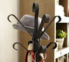 Build Your Own Coat Rack Blacksmith Coat Rack Pottery Barn 100