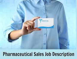 Pharmaceutical Sales Job Description