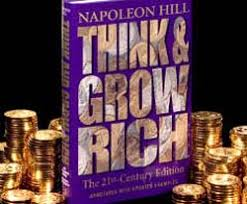 The Best Think Grow Rich Quotes From Napoleon Hill
