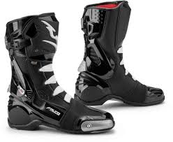 Falco Eso Race Motorcycle Boots