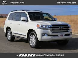 2018 Toyota Land Cruiser 4WD SUV for Sale in Clovis, CA - $87,800 ...