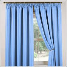 blue tab top curtains 66 x 54 blue and red curtains uk