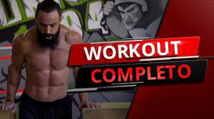 workout pleto xtreme 21