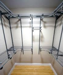 closetmaid shelftrack closet system storage closetmaid shelftrack kit hang track simspot
