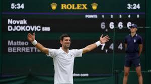 Novak Djokovic wins 6th Wimbledon ...