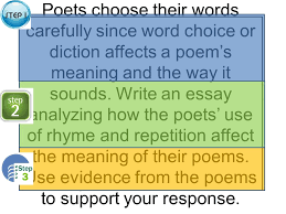 what is poetry what do poets use to expand meaning or to express 2 what is poetry