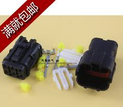 online buy whole 6 pin harness from 6 pin harness 5 sets 6 pin car connector auto wire harness connector 1 8 vehicle connector waterproof plug and