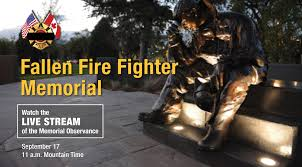 ottawa professional fire fighters association ottawa the 2016 iaff fallen fire fighter memorial service will bebroadcast live via streaming video on saturday 17 the ceremony in colorado springs