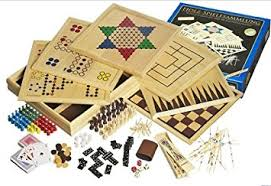 Wooden Games Compendium Amazon Wooden Game Compendium 100 by Philos Philos Toys Games 17