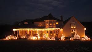 Outdoor christmas lights house ideas Decoration Ideas Simple Christmas Outdoor Decorating Idea Your Dallas Handyman Outdoor Christmas Decorating Ideas Create An Outdoor Wonderland