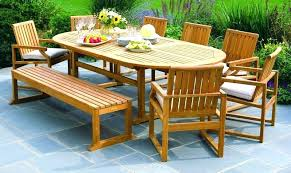 best wood for outdoor furniture outside great teak how to protect table set d11 furniture