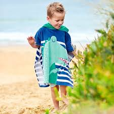 kids hooded beach towels. Chomp The Croc Kids Hooded Towel Beach Towels