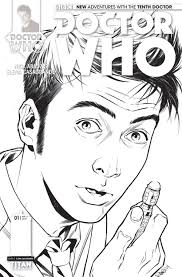 The Tenth Doctor Is An Incarnation
