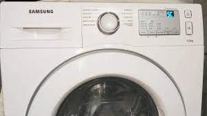 Samsung Çamaşır Makinesi 5C, 5E veya E2 Hatası, Çözüm - YouTube