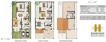 Floor Plans For × House