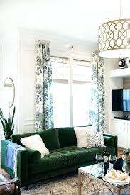 emerald green furniture. Emerald Green Velvet Sofa Lovely Dark Furniture