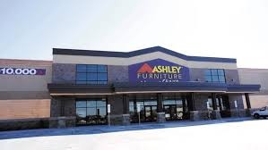 Ready to deliver Ashley store s ample space means customers won t