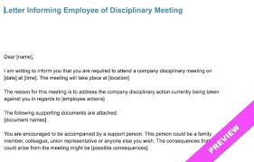 Printable Employee Write Up Form Writing An Template