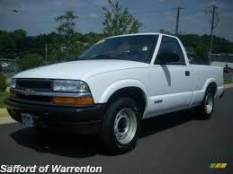 2002 Summit White Chevrolet S10 Regular Cab #17200512 | GTCarLot ...