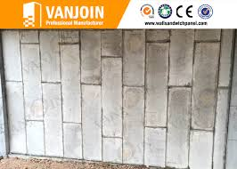 resistance soundproof partioning interior concrete wall panels noise insulation