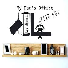 home office wall art. Office Wall Stickers Home Art
