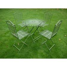swanky furniture. buy green 4 seater dining set patio swanky interiors furniture c