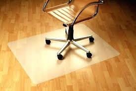 hardwood office chair mat full image for hard wood floor protector vinyl free computer best mats hardwood office chair
