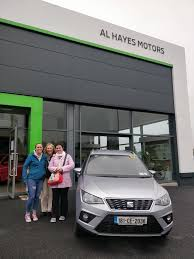 Congratulations to Margaret pictured... - Al Hayes Motors Skoda | Facebook