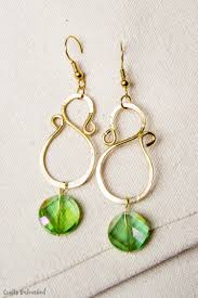 diy chandelier earrings crafts unleashed 13