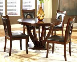 used dining table set used dining room tables exciting round dining table and chair sets in