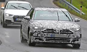 2018 audi a8. simple audi audi a8 to be first with u0027level 3u0027 selfdriving capability but regulations  holding back tech inside 2018 audi a8