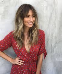 Hair Style For Long Hair With Bangs 2017 hairstyles with long bangs hairstyles 2016 2017 new 2465 by wearticles.com