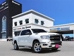 New 2019 RAM All-New 1500 Big Horn/Lone Star Crew Cab in Boerne ...