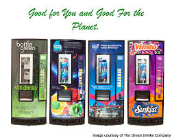 Mixed Drink Vending Machine Impressive Pouchlink Packaging Gateway