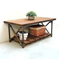 chic industrial furniture. Remarkable Industrial Chic Coffee Table Tables Ardor Diy Wooden Furniture