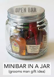 open bar small gift ideas for men in jar think unique equal may well mason know