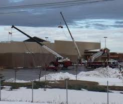 Spearfish Wal Mart Roof Collapses Local Rapidcityjournal Com