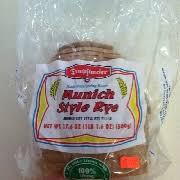 User Added Dimpflmeier Munich Style Rye Bread Calories Nutrition