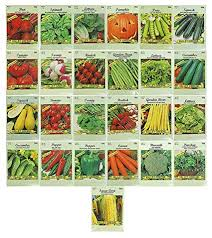 garden seeds. Contemporary Seeds Set Of 25 Deluxe Valley Greene Vegetable Garden Seeds All Seeds Are  Heirloom 100 Throughout