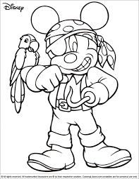 Free disney halloween coloring pages for you to save or print. Halloween Disney Coloring Page Mickey Mouse Is Dressed For Halloween As A Halloween Coloring Pages Disney Halloween Coloring Pages Mickey Mouse Coloring Pages