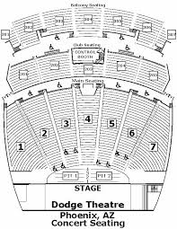 Complete Bank One Ballpark Seating Chart 2019