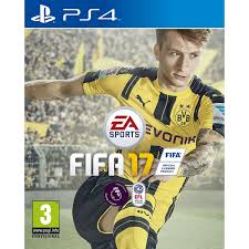 <b>Игра для приставки Sony</b> FIFA 17 PS4, русская версия - купить ...