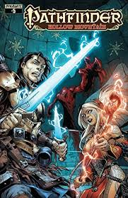 Pathfinder: Hollow Mountain #5: Digital Exclusive Edition by Wesley  Schneider